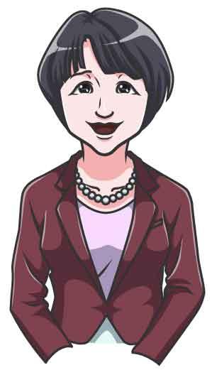 似顔絵デジタルデータメイキング‐服装色変え2