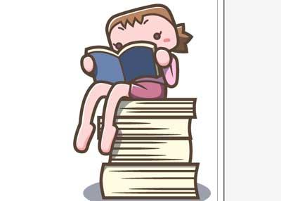 本の素材制作線を太くする