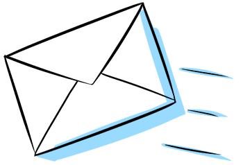 メール・手紙・メッセージ