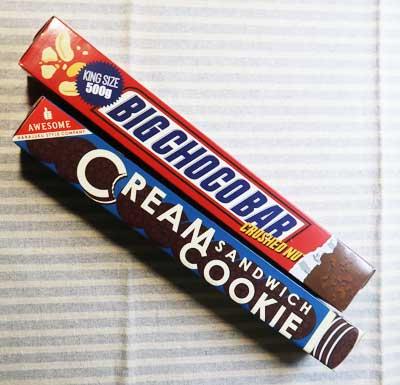 2020年ホワイトデー頂き物チョコクッキー?