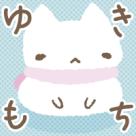 ゆきもち 猫キャラクターアイキャッチ