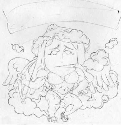 ムッキムキ?女性ボディビルダーのビッ●リマン風似顔絵描いた01